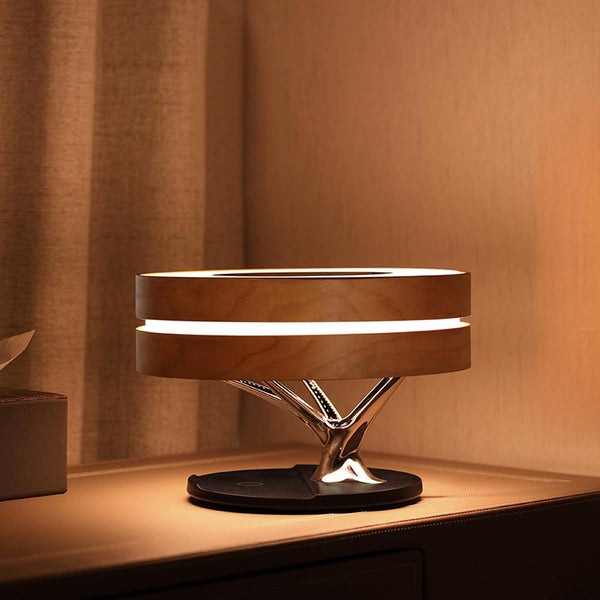 Ring of Light Smart Table Lamp
