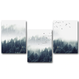Forest Landscape Canvas