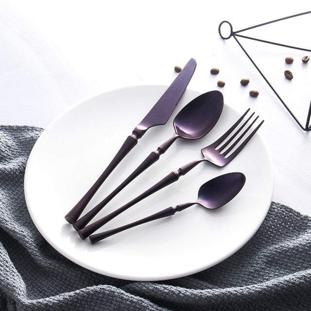Peruvian Flatware Set