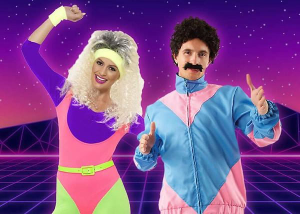 80'S FANCY DRESS IDEAS TO GET THE PARTY STARTED! | Joke.co.uk