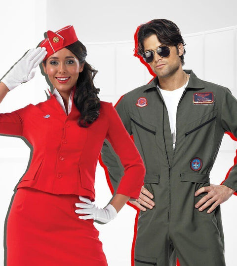 UNIFORM COSTUME PARTY IDEAS | Joke.co.uk