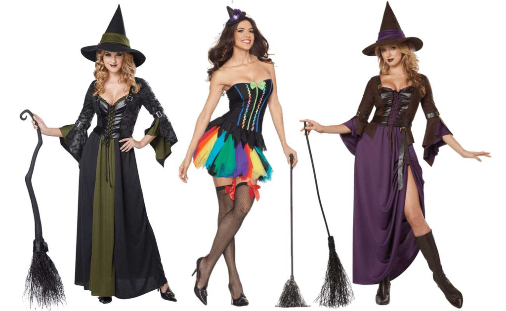 Witch costume ideas for Hallloween