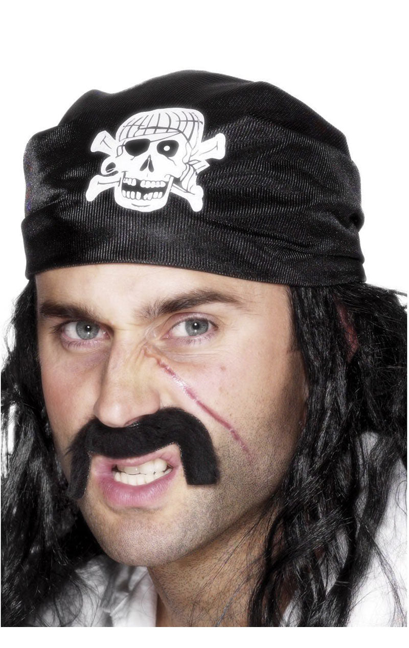 Adult Buccaneer Pirate Bandana