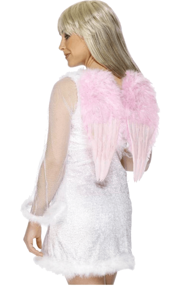 Small Angel Wings - White