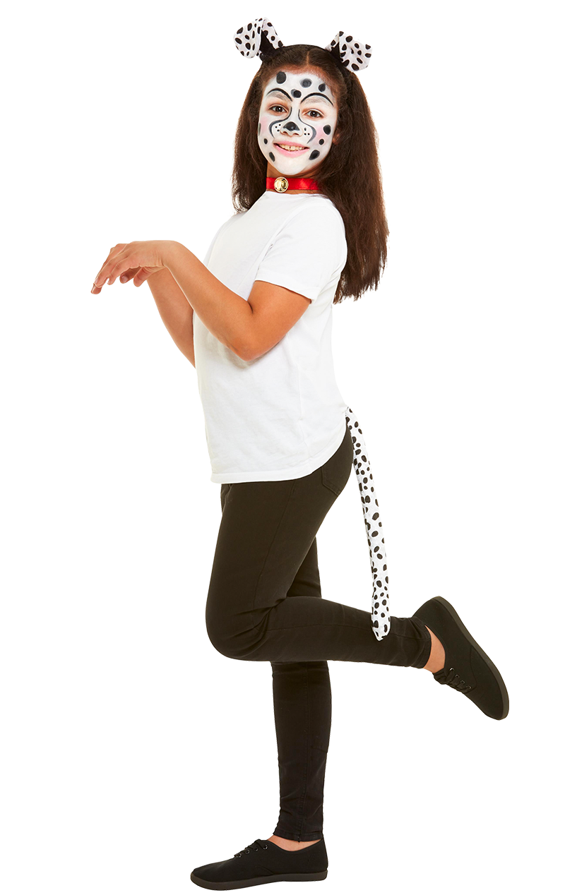 Child Dalmatian Costume Kit