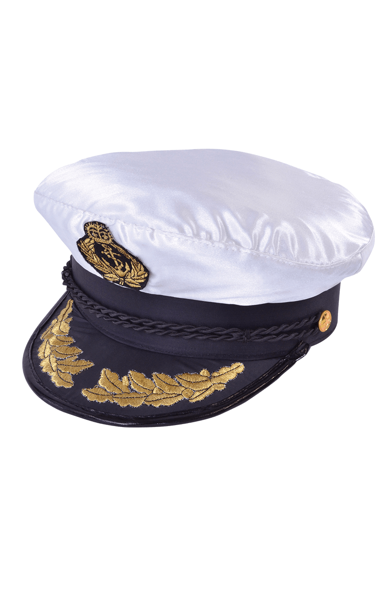 Royal Captain Hat Accessory