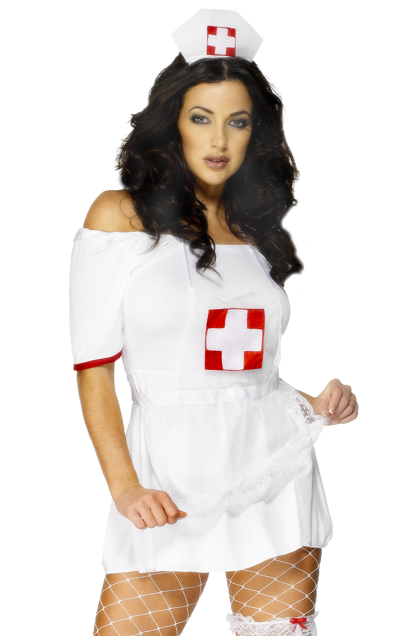 Naughty Nurse Instant Accessory Set