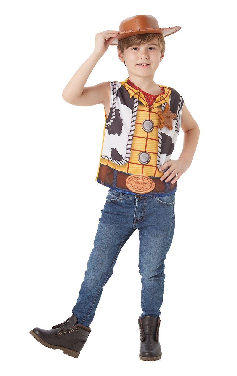 Kids Woody Accessory Set Costume