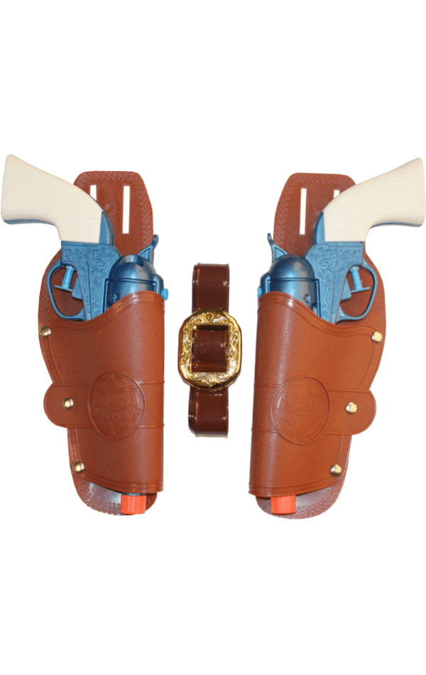 Water Pistol Cowboy Gun Accessory Set