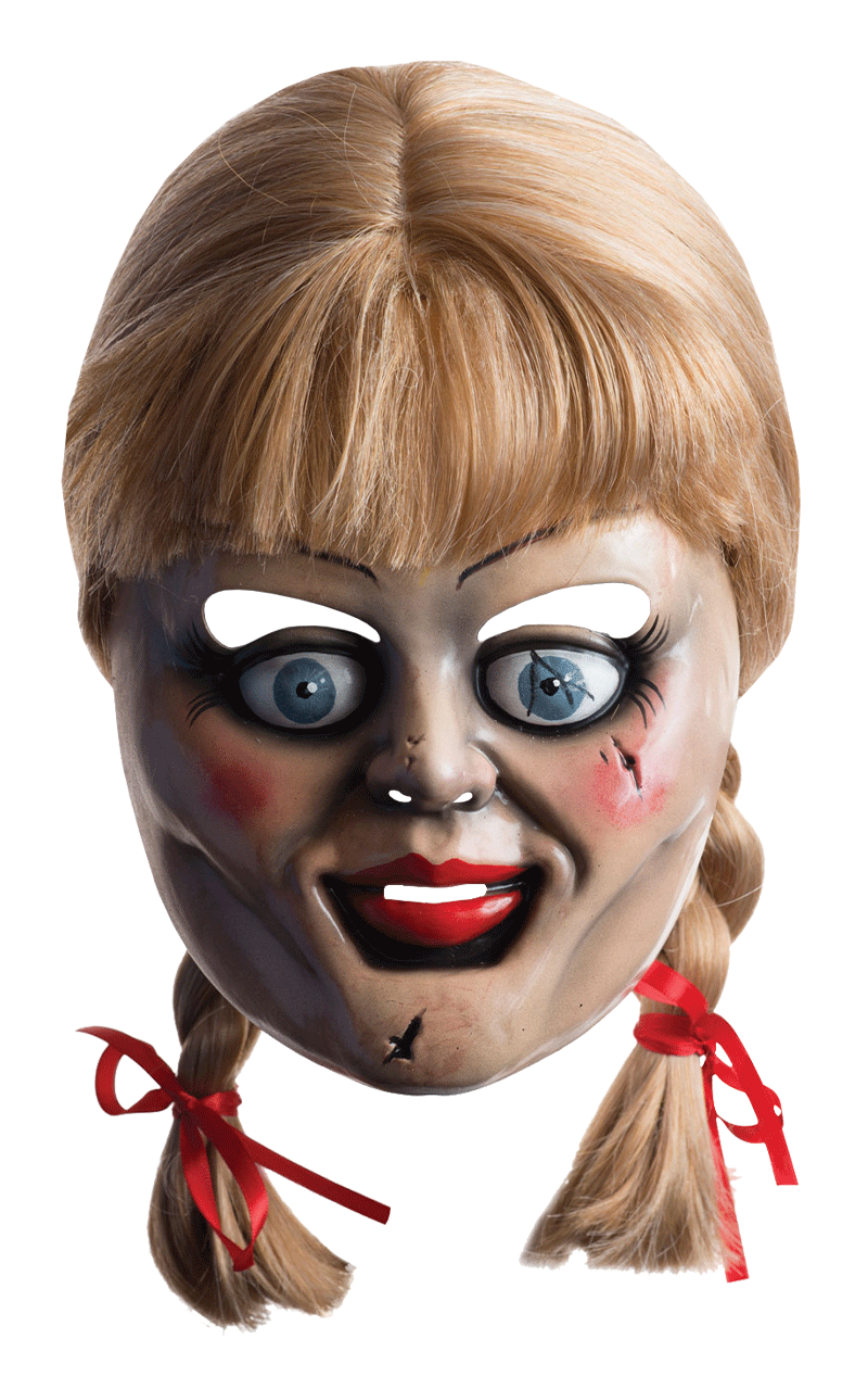Annabelle Conjuring Facepiece