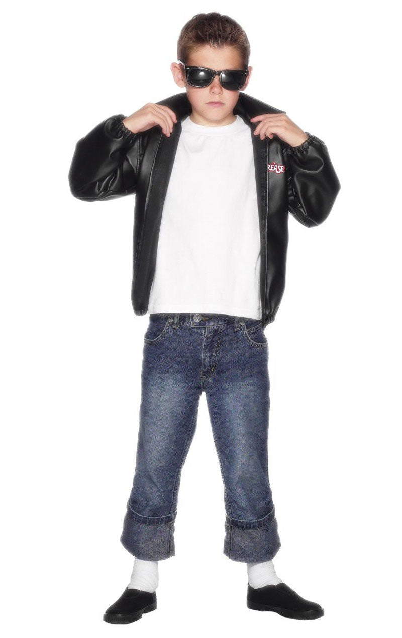 Child Official Grease T-Bird Jacket