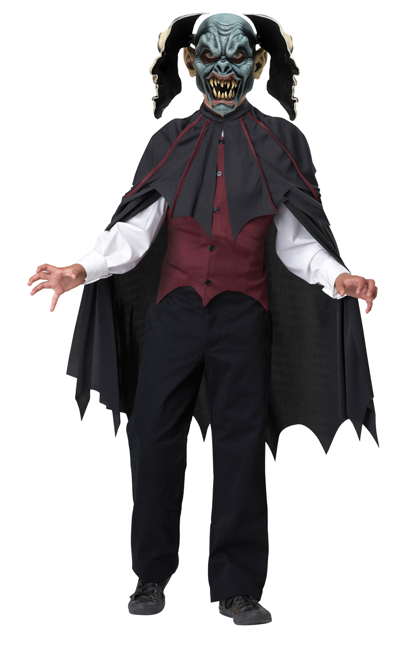 Childs Thirsty Vampire Costume