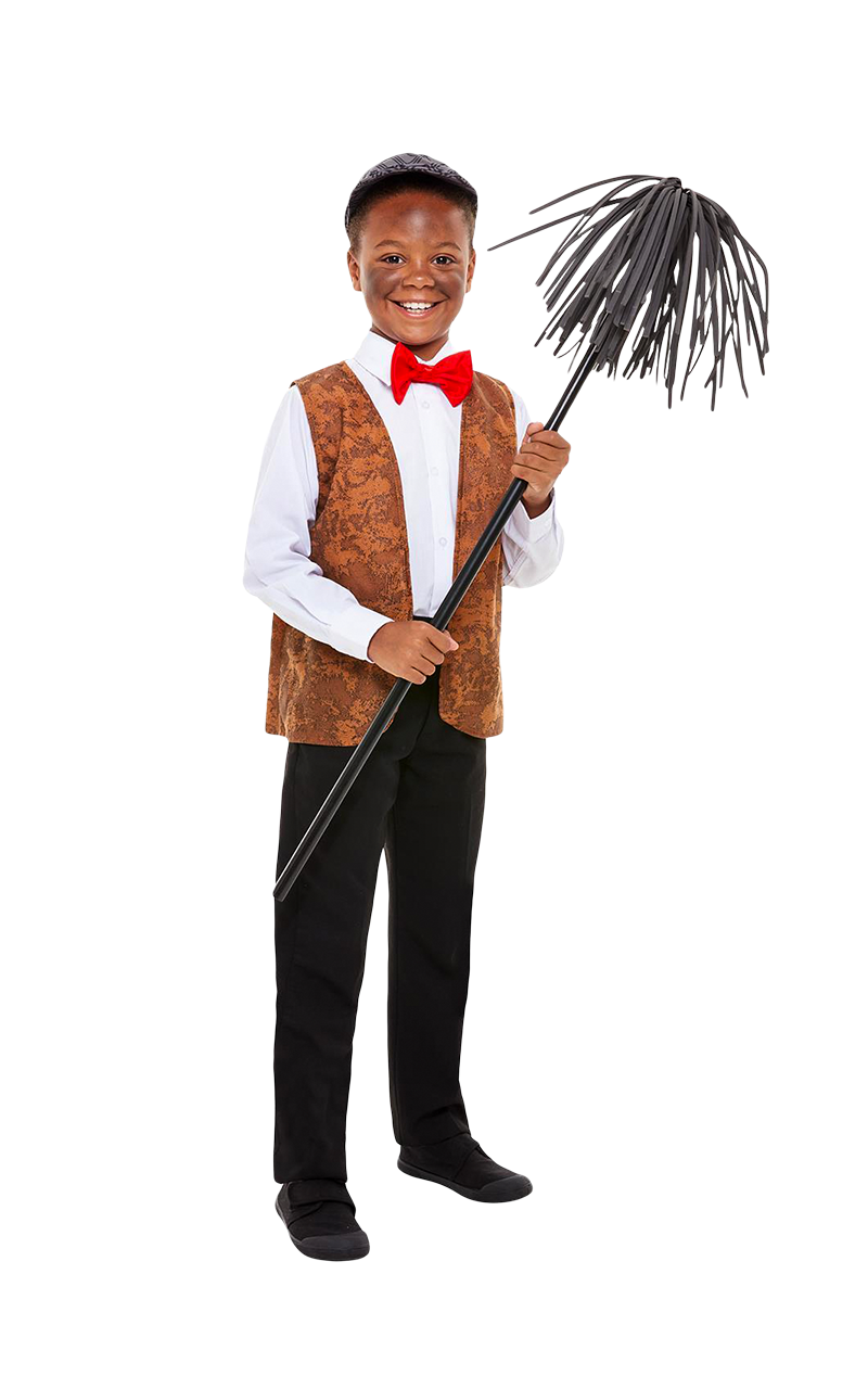 Kids Chimney Sweeper Costume
