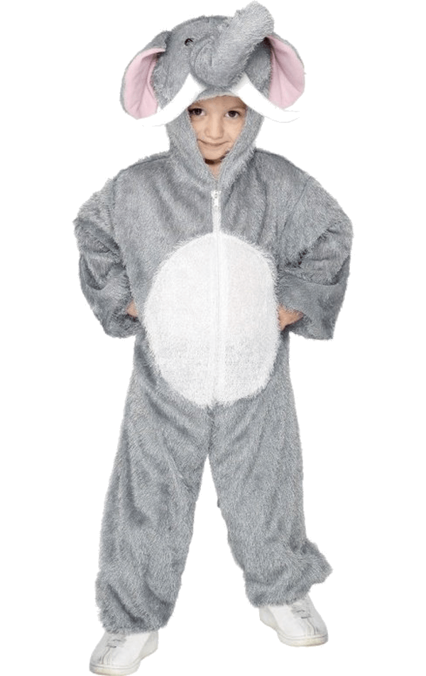Kids Mr Elephant Animal Costume