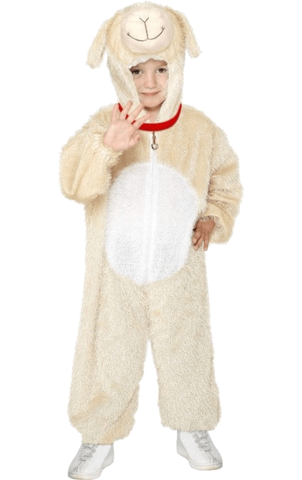 Kids Nativity Little Lamb Costume