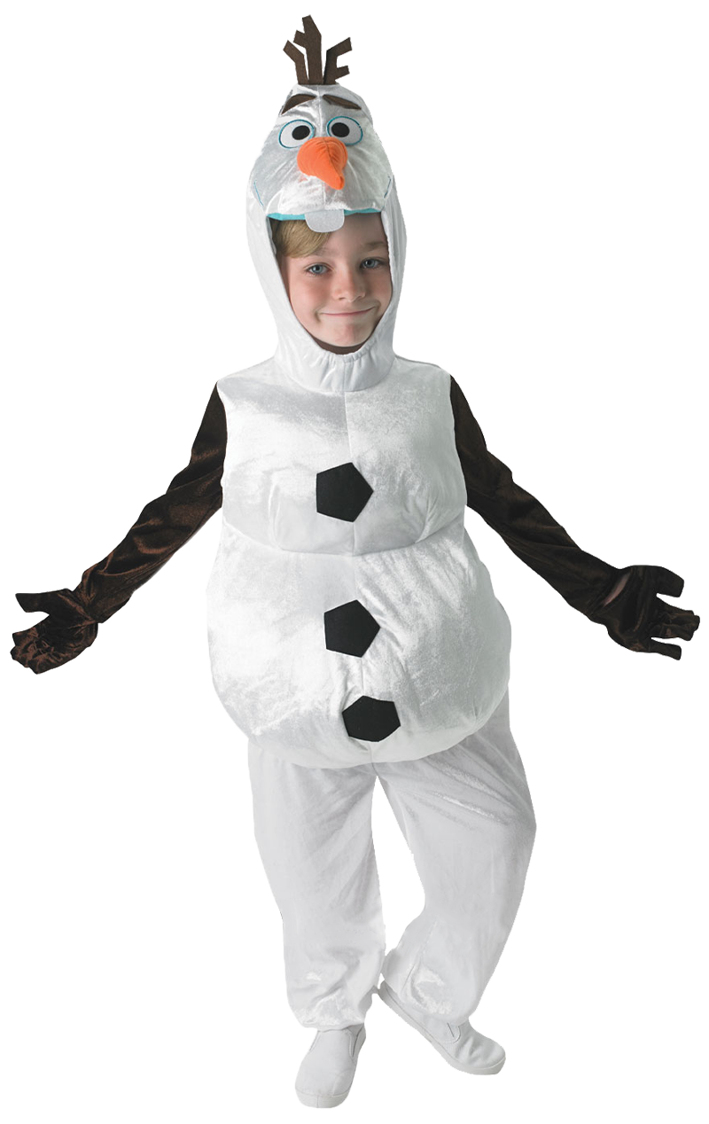 Kids Disney Frozen Olaf Costume