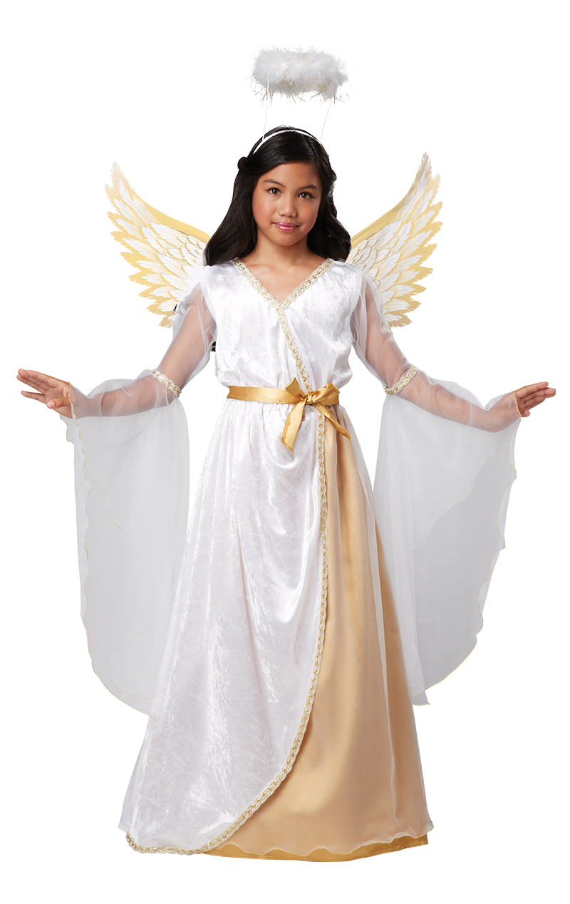 Child Guardian Angel Costume