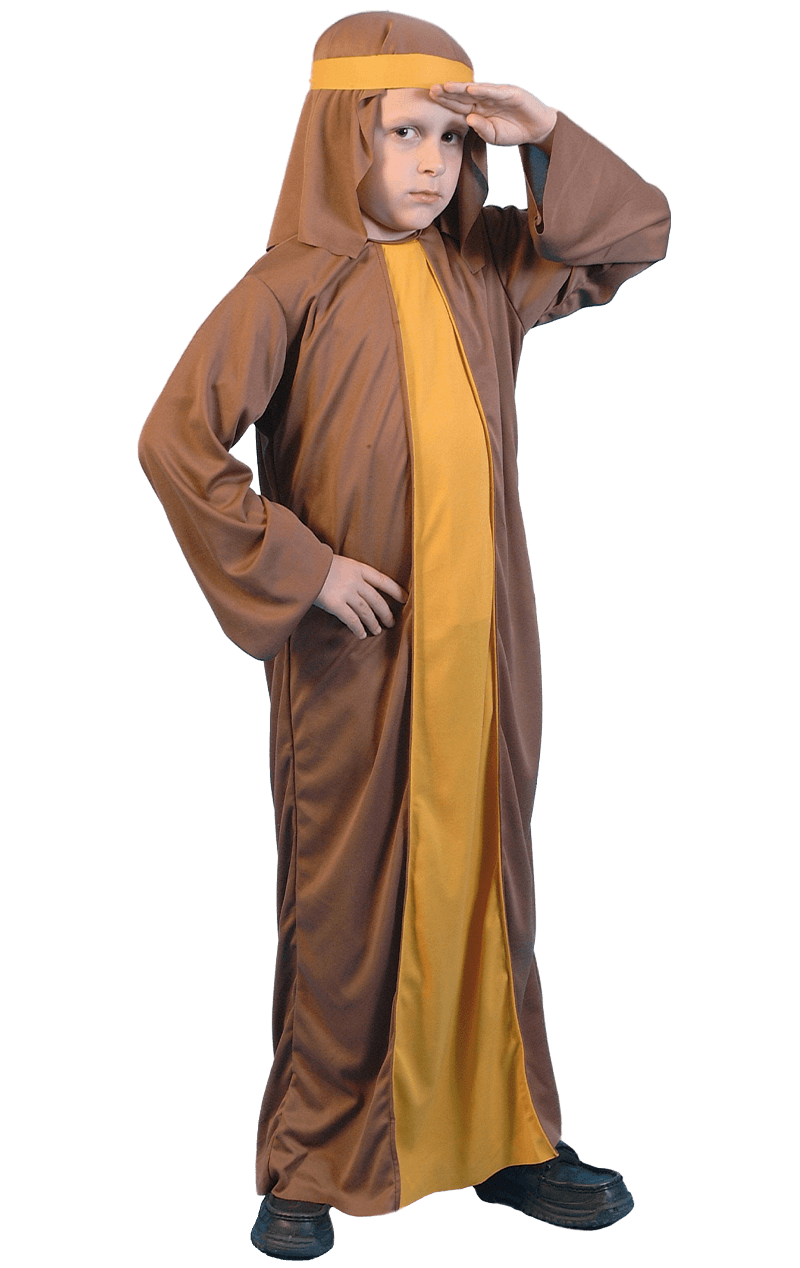 Child Nativity Joseph Costume