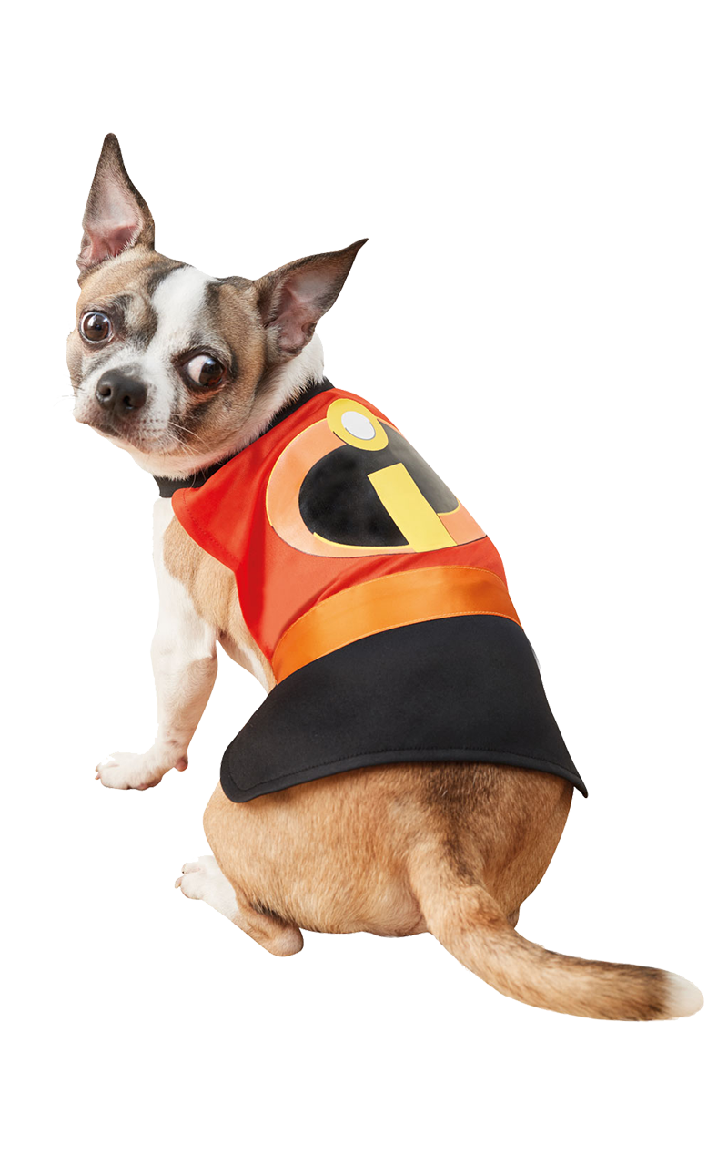 Incredibles 2 Dog Costume
