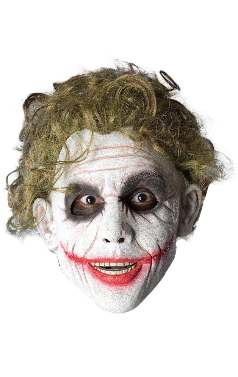 Adult The Joker Wig