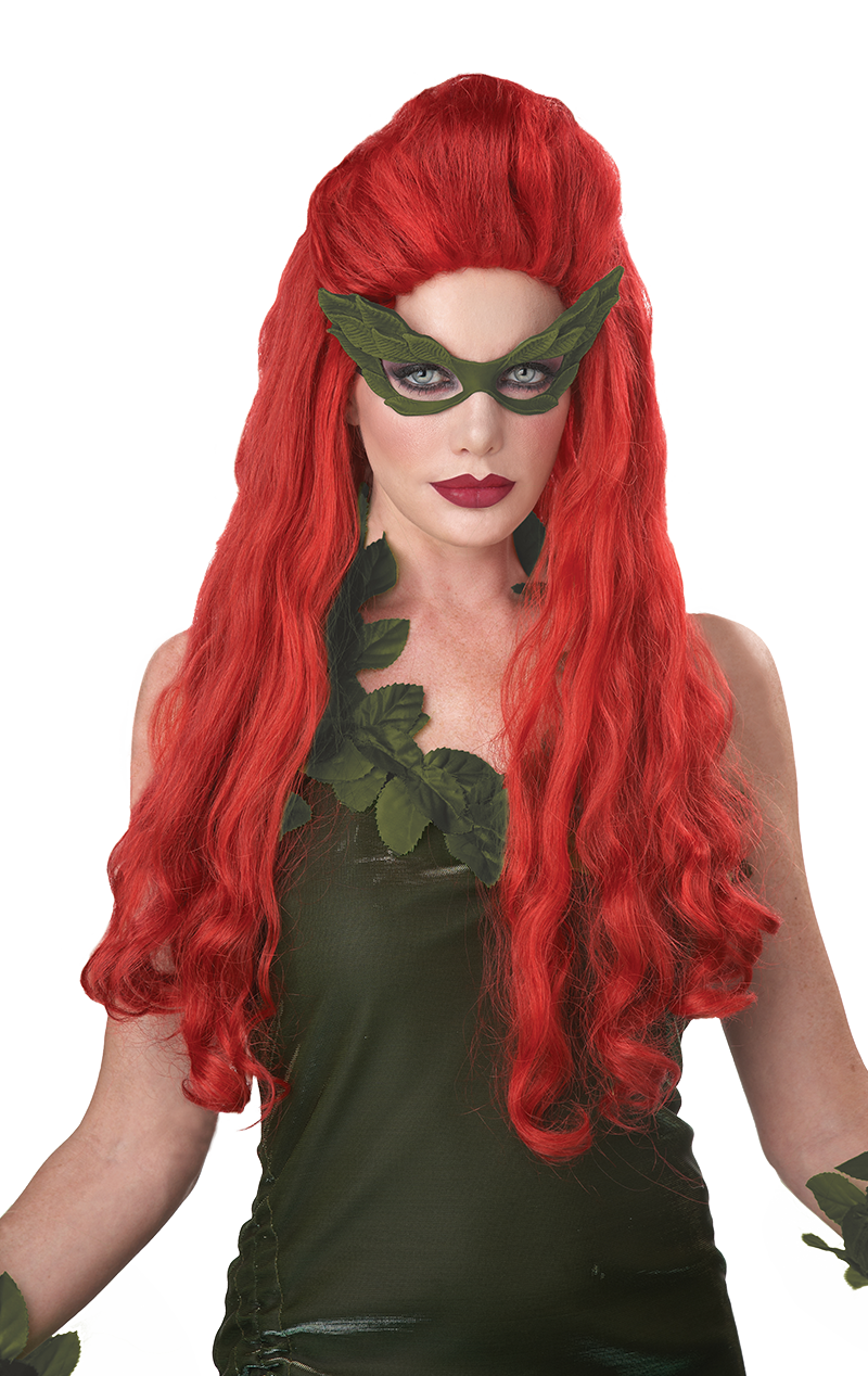 Poison Ivy Comic Wig