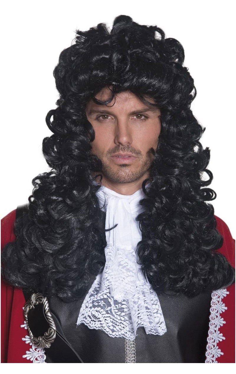 Adult Captain Hook Wig