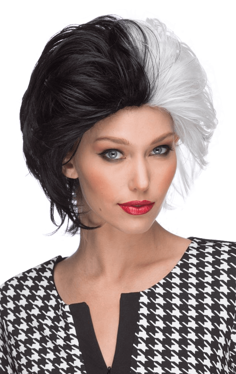 Wicked De Vil Wig