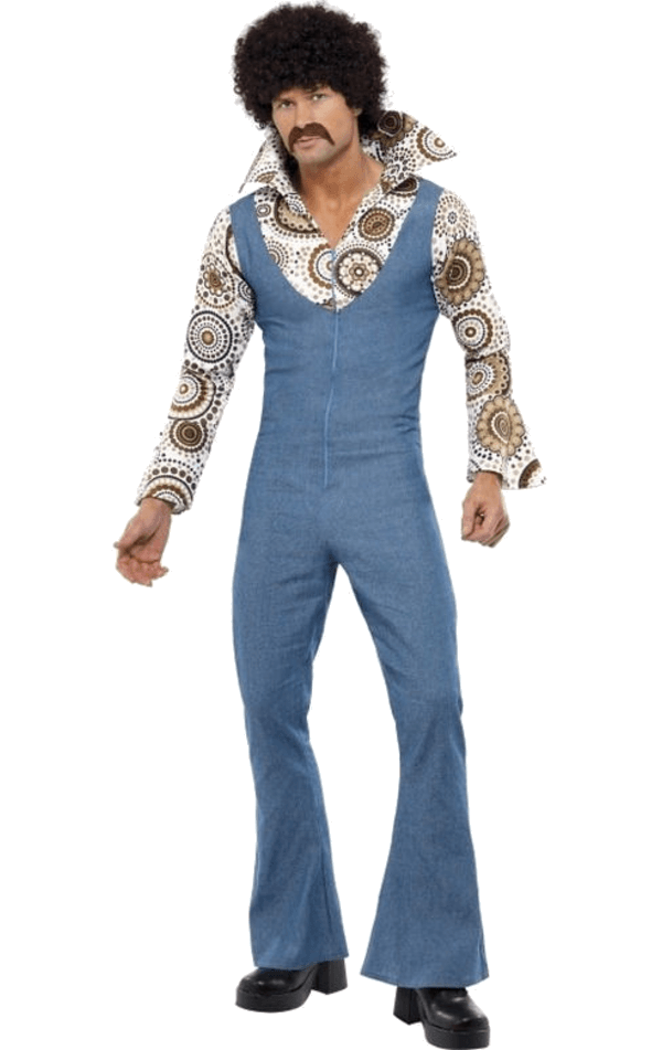 70s Groovy Dancer Costume