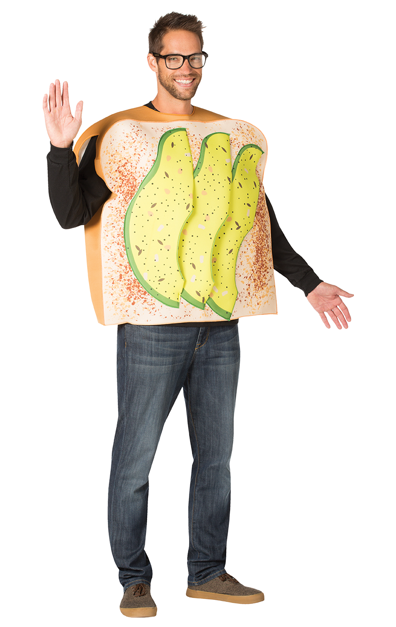 Adults Avocado Toast Outfit