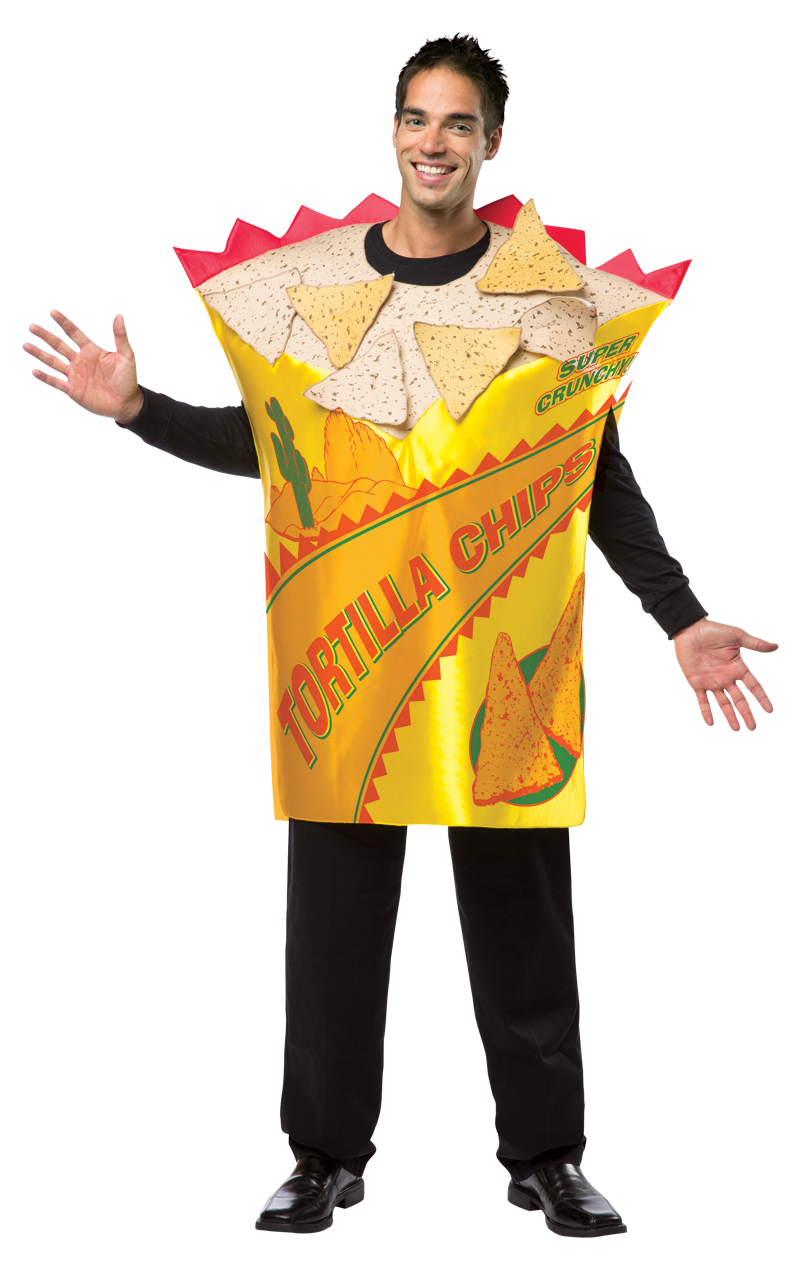 Tortilla Chips Fancy Dress