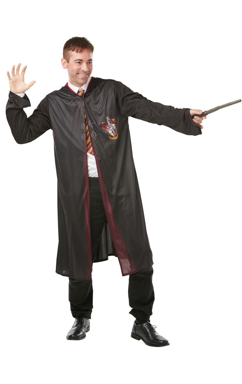 Adult Deluxe Gryffindor Robe Costume