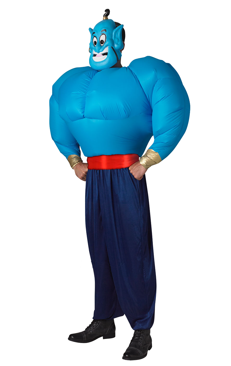 Disneys Genie Fancy Dress