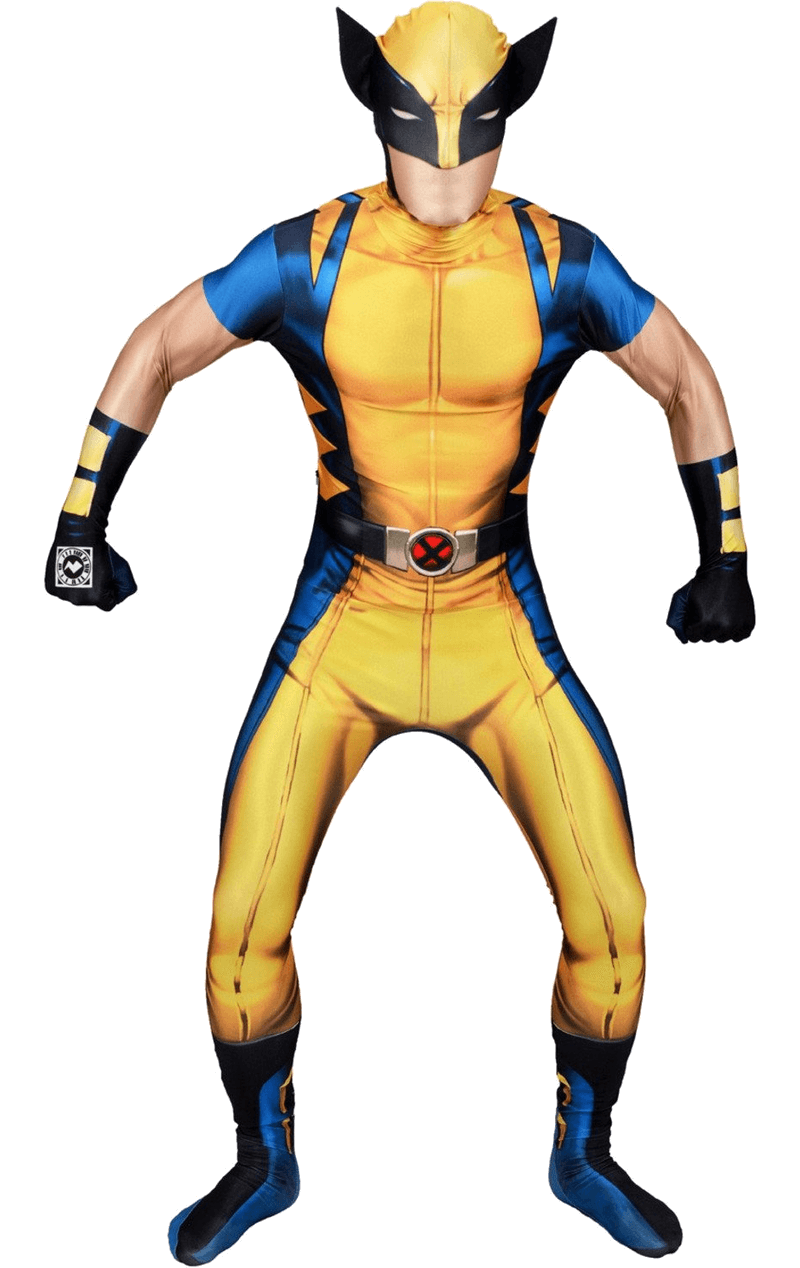Deluxe Wolverine Morphsuit with Zappar
