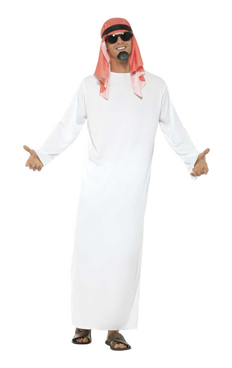 Mens Arab Sheikh Costume