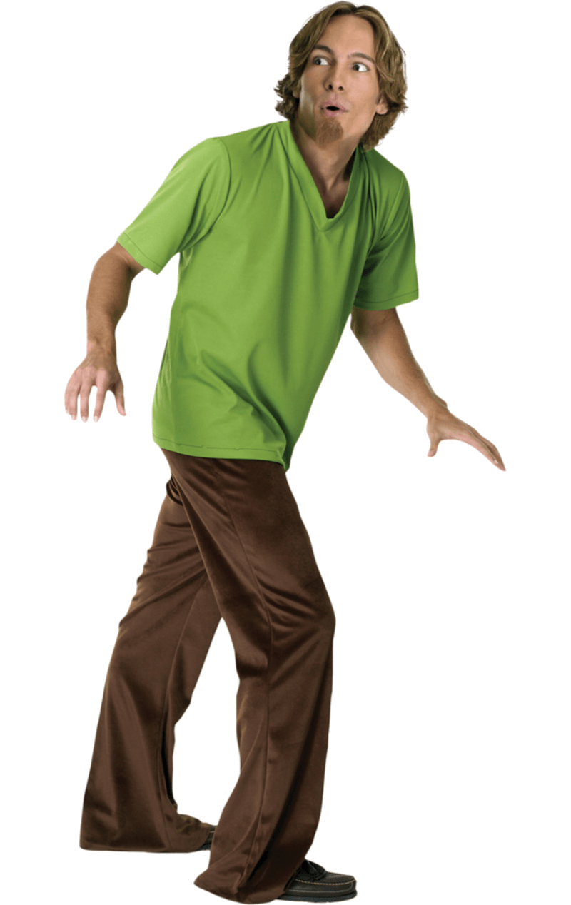 Adult Shaggy Costume (Scooby-Doo)