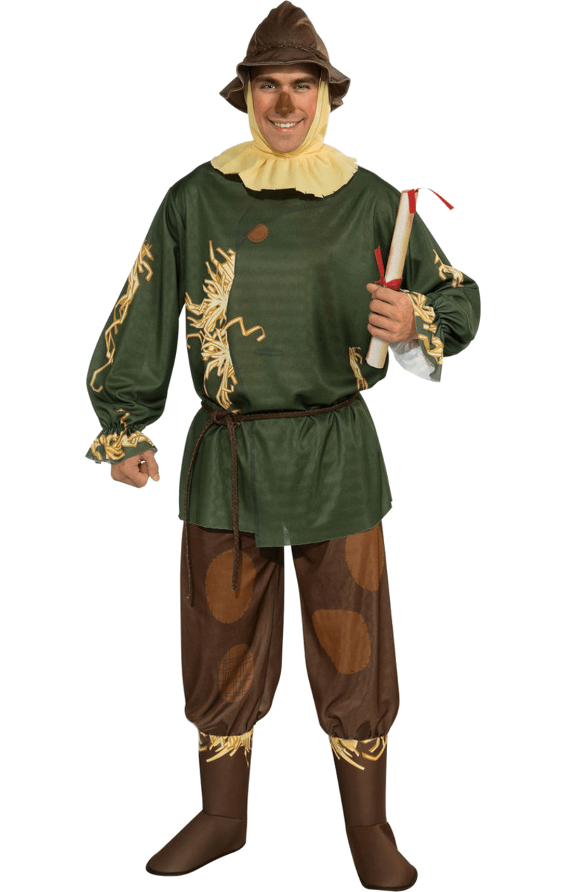 Official Wizard of Oz Scarecrow Costume