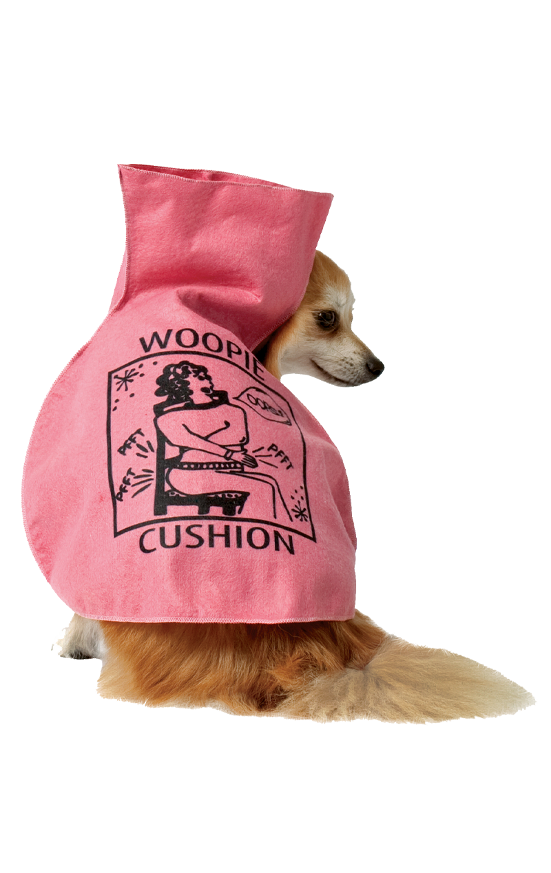 Woofie Cushion Dog Costume