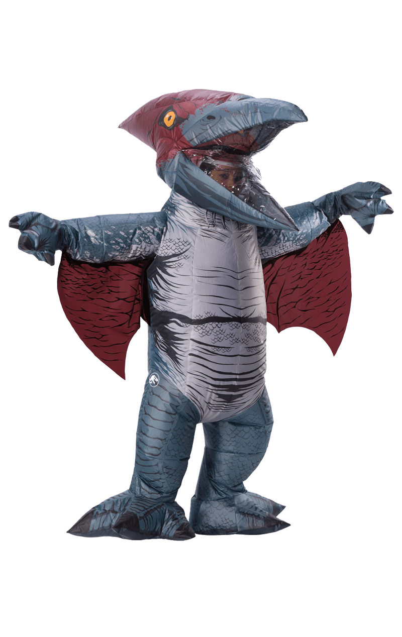 Inflatable Pteranodon Costume