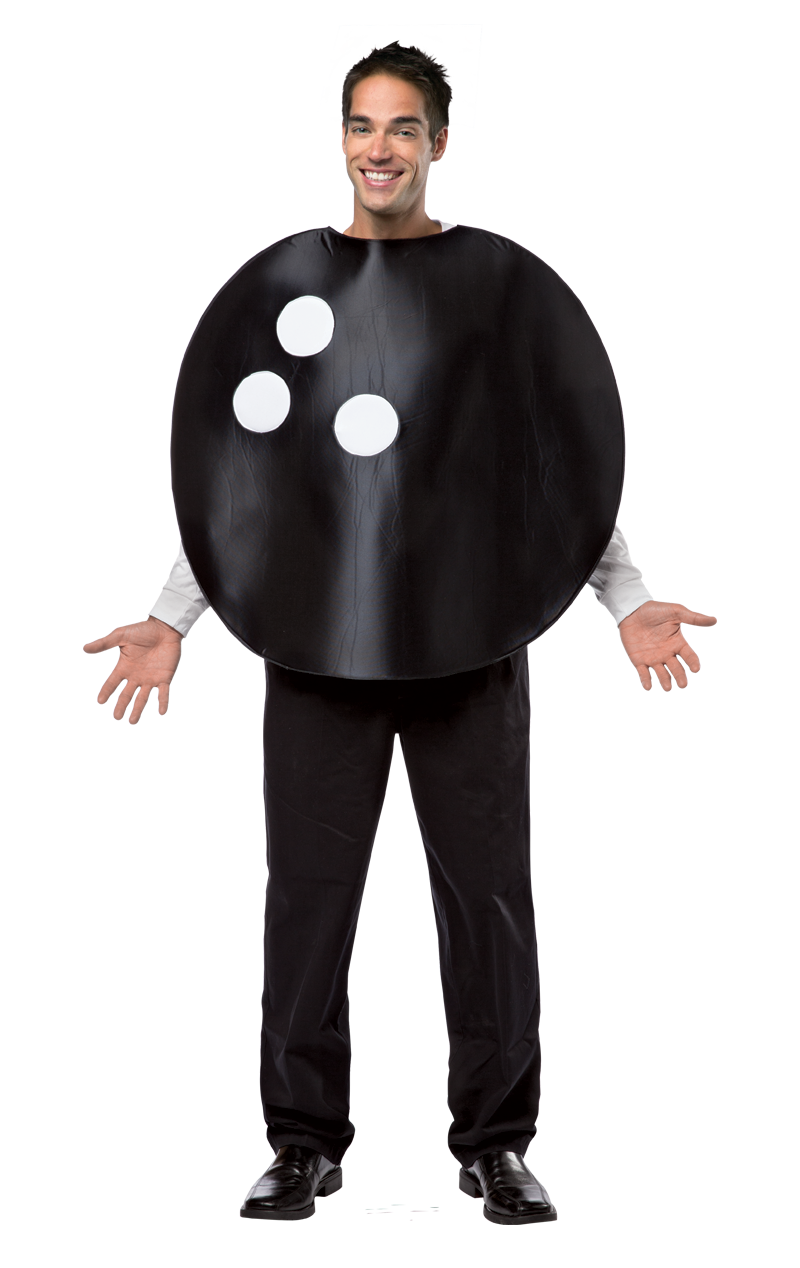 Bowling Ball Tunic Costume