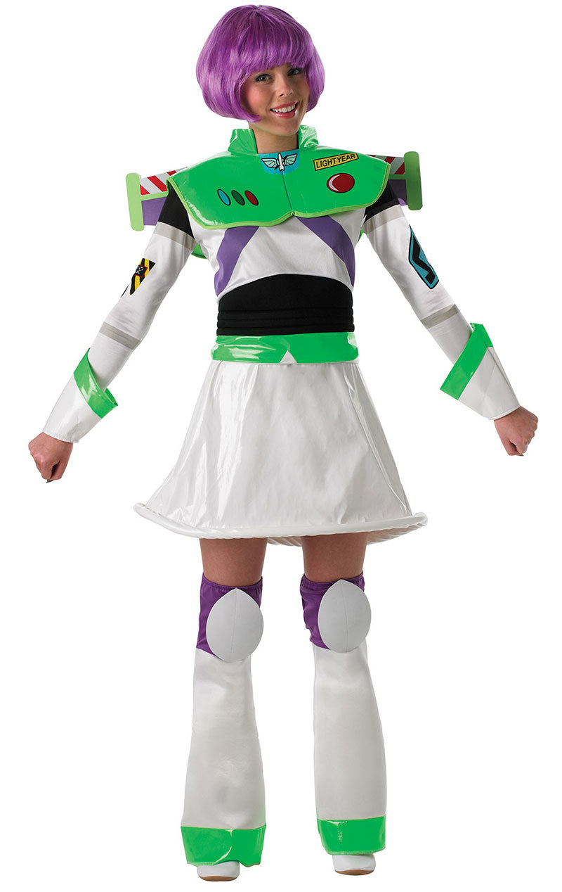 Female Buzz Lightyear Costume