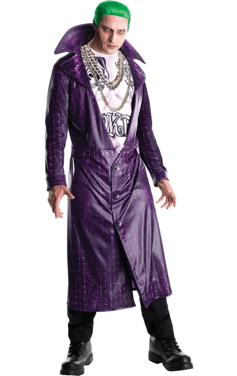 Adult Joker Suicide Squad Costume