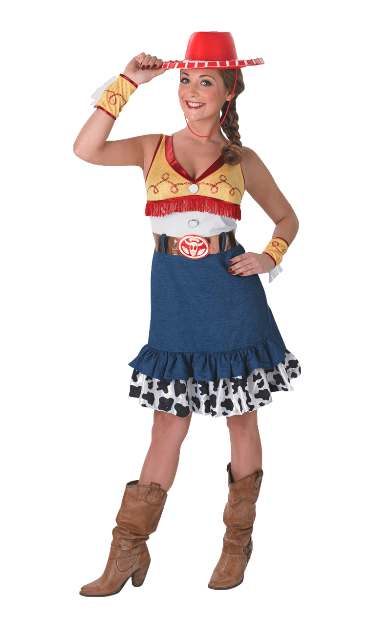 Adult Toy Story Sassy Jessie Costume