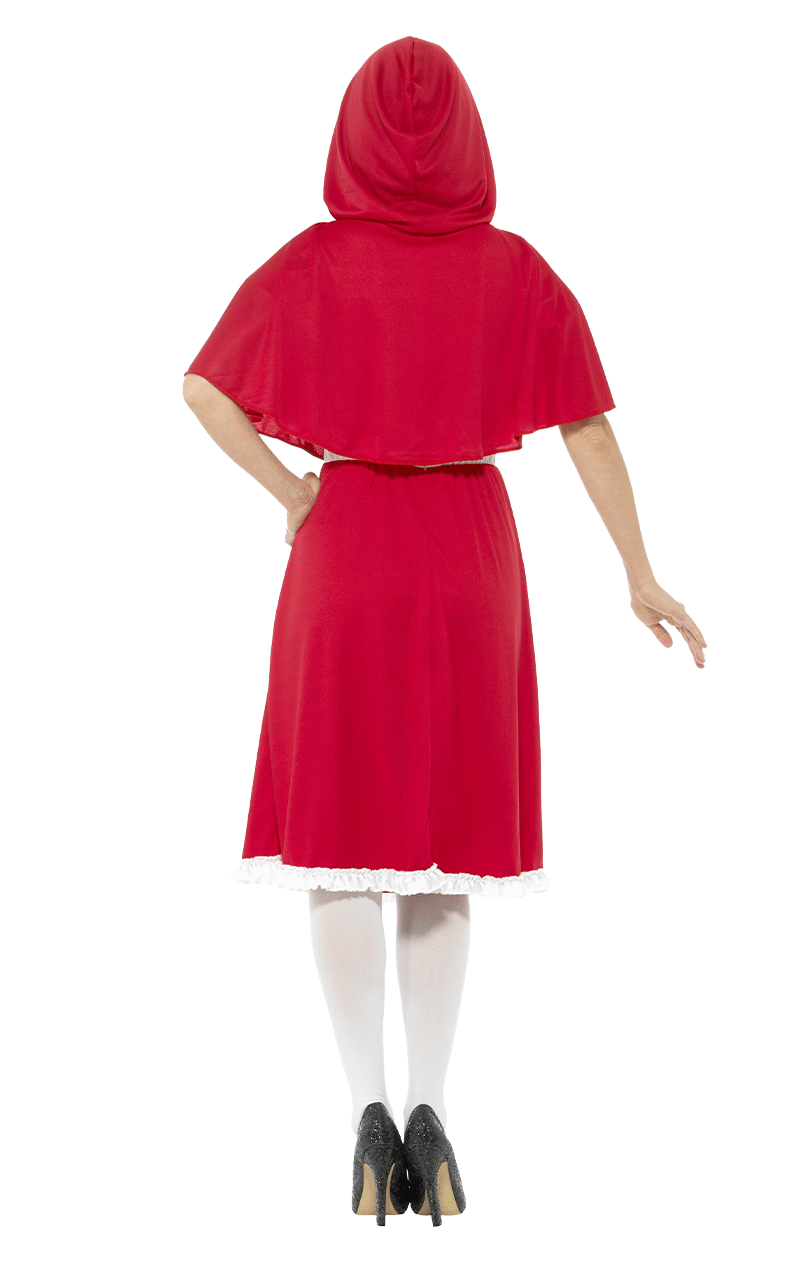 Womens Storybook Red Riding Hood Costume