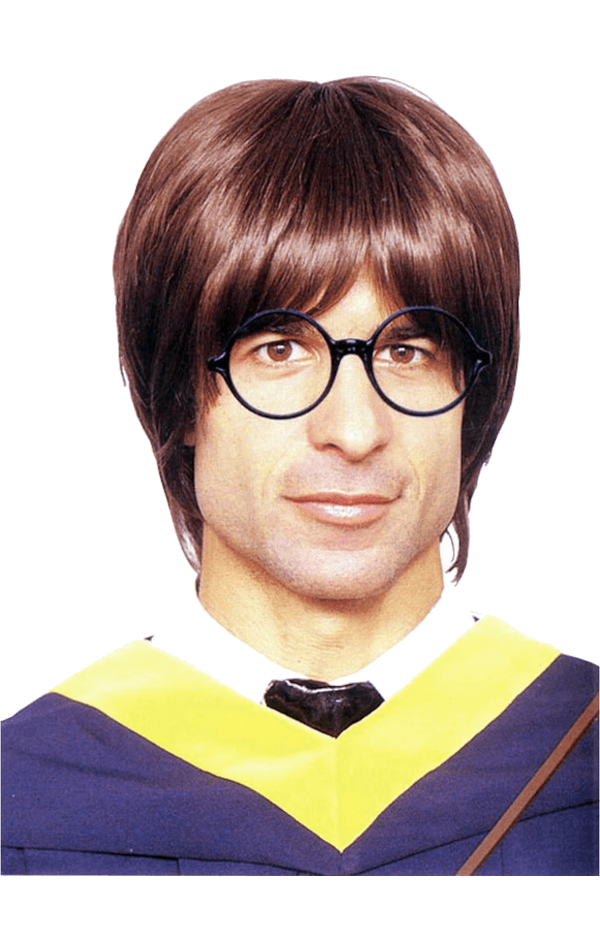 Harry Potter Style Wig