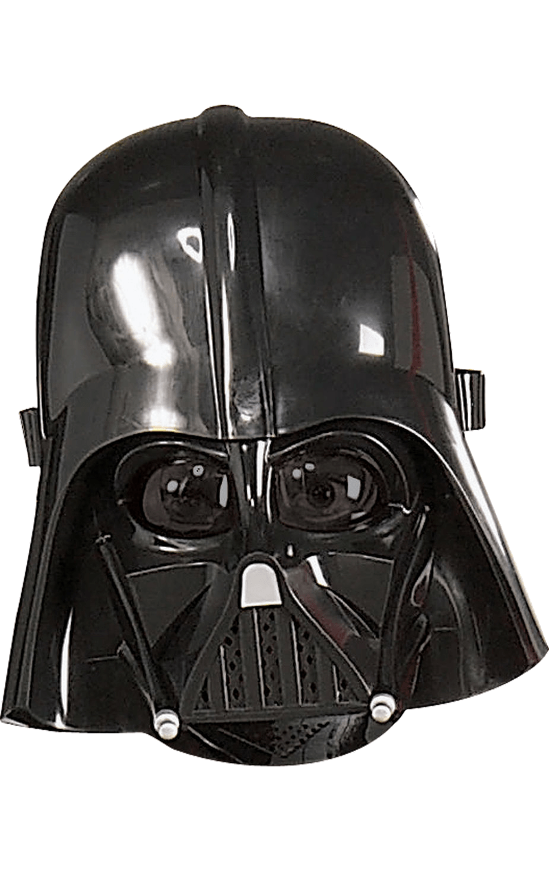 Darth Vader Child Face Facepiece