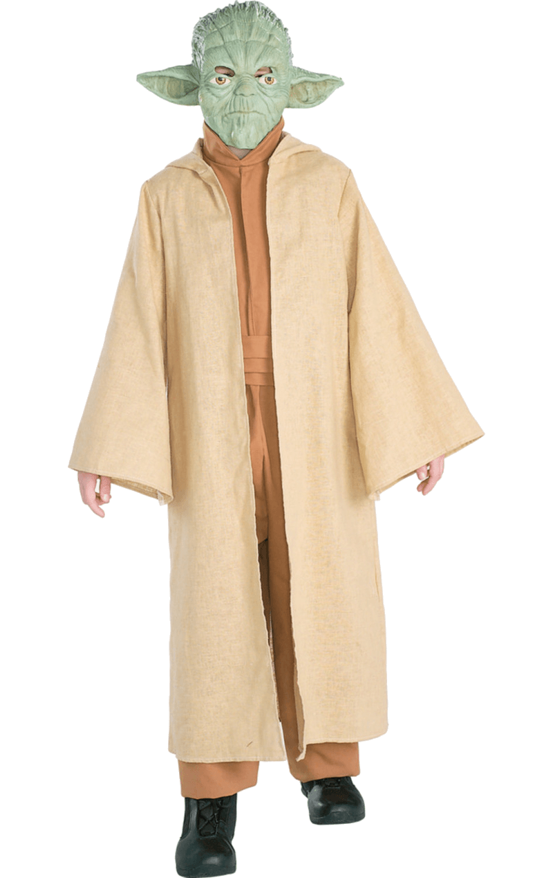 Kids Star Wars Yoda Movie Costume