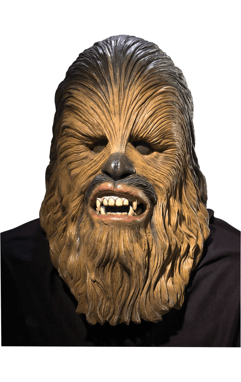 Adult Chewbacca Deluxe Latex Facepiece