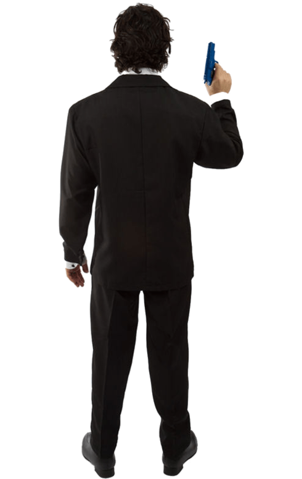 Adult 007 James Bond Costume
