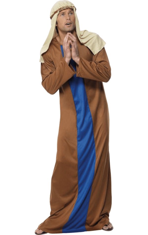 Adult Joseph/Shepherd Costume