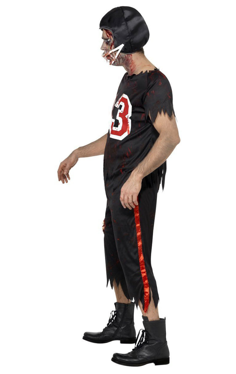 High School Zombie Footballer Costume